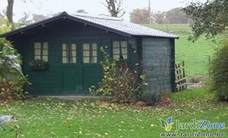 Repeindre abri de jardin jardizone - Un abri de jardin est il imposable ...