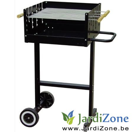 Choisir un barbecue page 2 jardizone - Nettoyer grille barbecue rouillee ...